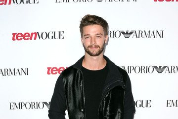 Patrick Schwarzenegger Teen Vogue Young Hollywood Party - Arrivals
