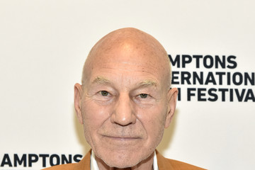 Patrick Stewart Hamptons International Film Festival 2017  - Day 3