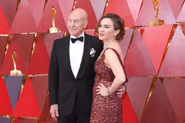 Patrick Stewart 90th Annual Academy Awards - Arrivals