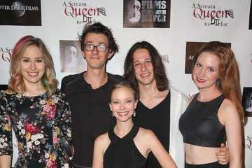 Patrick Young 8FilmsToDieFor Celebrity Launch Party / 'A Scream Queen to Die for' Crowning