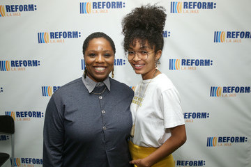Patrisse Cullors Reform L.A. Jails Summit And Day Party: Mental Health Matters