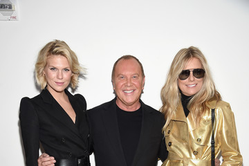 Patti Hansen Michael Kors Collection Fall 2017 Runway Show - Backstage
