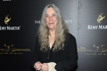 Patti Smith The Cinema Society Hosts a Screening of 'Pirates Of The Caribbean: Dead Men Tell No Tales'