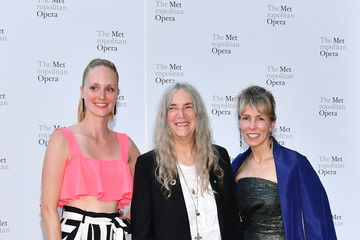 Patti Smith 2017 Metropolitan Opera Opening Night