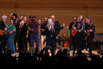 Patti Smith Pathway to Paris Concert for Climate Action
