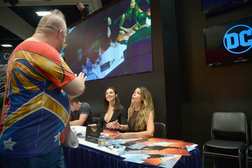 Patty Jenkins 'Wonder Woman' Cast Signing at San Diego Comic-Con 2016