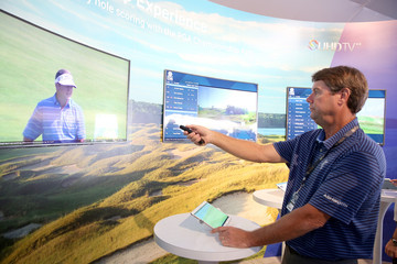 Paul Azinger The Samsung Experience at the PGA Championship 2015