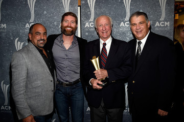 Paul Barnabee 9th Annual ACM Honors - Backstage and Audience