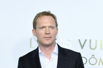 Paul Bettany Louis Vuitton's Boutique Opening At Place Vendome - Paris Fashion Week Womenswear Spring/Summer 2018