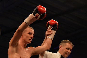 Paul Butler Boxing at Paisley Lagoon Centre