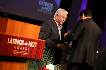 Paul Chavez The '2014 Latinos De Hoy Awards' Presented By Hoy And Los Angeles Times