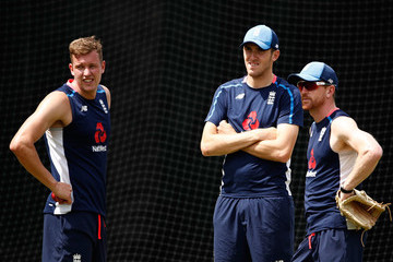 Paul Collingwood England Nets Session