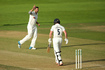Paul Collingwood Yorkshire v Durham - Specsavers County Championship - Division One
