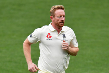 Paul Collingwood CA XI v England - Four Day Tour Match: Day 2
