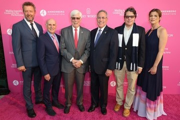 Paul Crewes The Wallis Delivers: Al Fresco Night Presented By The Wallis Annenberg Center For The Performing Arts - Red Carpet