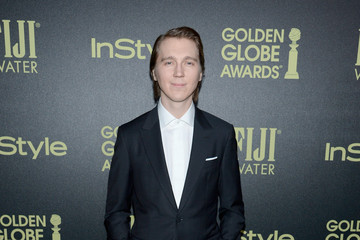 Paul Dano Hollywood Foreign Press Association and InStyle Celebrate the 2016 Golden Globe Award Season