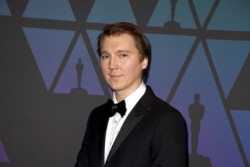 Paul Dano Academy Of Motion Picture Arts And Sciences' 10th Annual Governors Awards - Arrivals