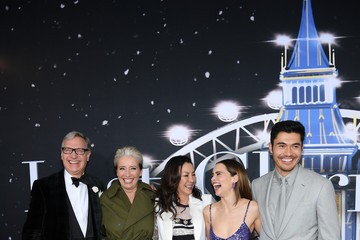 Paul Feig Henry Golding Universal Pictures Presents The Premiere Of Last Christmas