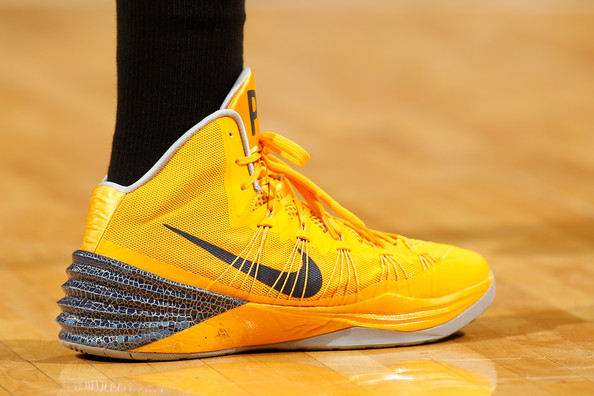Paul George Shoes 2013 Paul george a detail of the