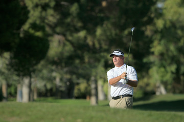 Paul Goydos Charles Schwab Cup Championship - Round One