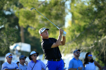 Paul Goydos Charles Schwab Cup Championship - Round Two