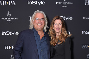 Paul Greengrass The Hollywood Foreign Press Association And InStyle Party At 2018 Toronto International Film Festival - Arrivals