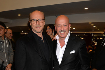 Paul Haggis Red Carpet Grand Opening of the Domenico Vacca Flagship