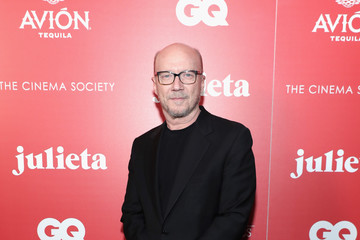 Paul Haggis The Cinema Society With Avion and GQ Host a Screening of Sony Pictures Classics' 'Julieta' - Arrivals
