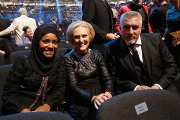 Paul Hollywood National Television Awards - Show