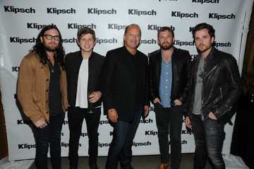 Paul Jacobs Klipsch Audio and Kings of Leon Announce Partnership
