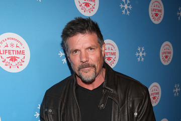 "Paul Johansson In Celebration Of ""It's A Wonderful Lifetime,"" Stars Of The Network's Christmas Movies Attend The VIP Opening Night Of The Life-sized Gingerbread House"