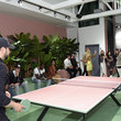 Paul Khoury Lacoste Launches 'Lacoste Country Club' with Celebrity Table Tennis Invitational