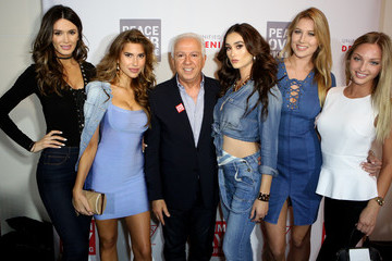 Paul Marciano GUESS Foundation and Peace Over Violence Denim Day Cocktail Event at MOCA