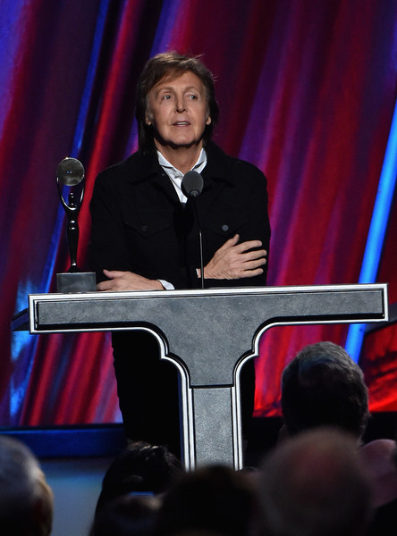 30th Annual Rock And Roll Hall Of Fame Induction Ceremony - Show