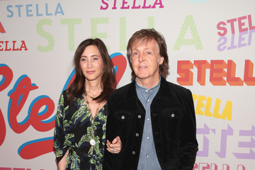 Paul McCartney Stella McCartneys Autumn 2018 Collection Launch