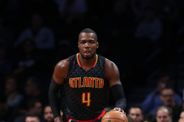 Paul Millsap Atlanta Hawks v Brooklyn Nets