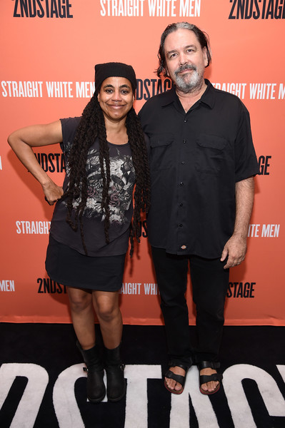'Straight White Men' Broadway Opening Night