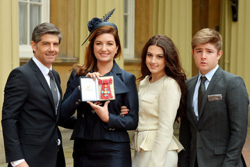 Paul Peschisolido Investitures Held at Buckingham Palace