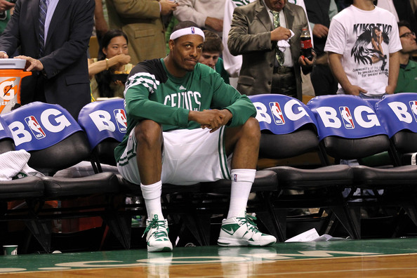 Paul+Pierce+Miami+Heat+v+Boston+Celtics+