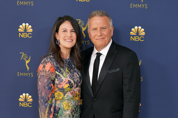 Paul Reiser 70th Emmy Awards - Arrivals