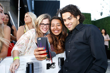 Paul Rodriguez The 2015 MTV Movie Awards - Red Carpet