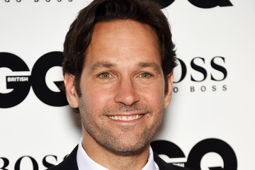 Paul Rudd Guests Arrive at the GQ Men of the Year Awards