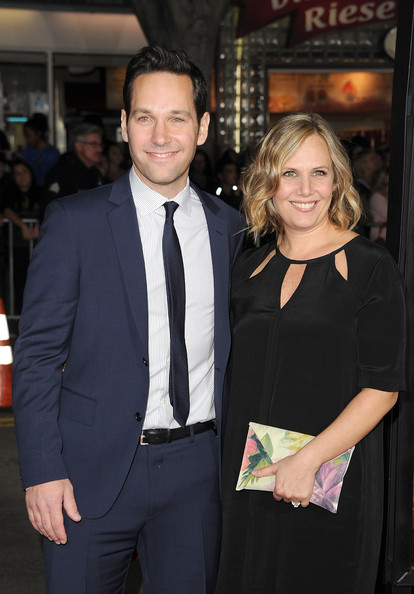 Paul Rudd and Julie Ya...