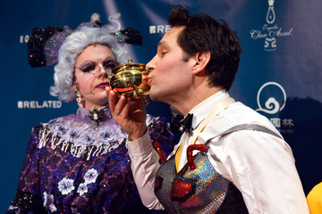 Paul Rudd Hasty Pudding Theatricals Honors Paul Rudd As 2018 Man of the Year