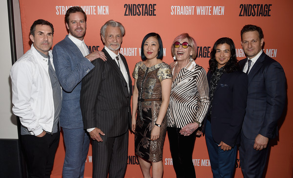 'Straight White Men' Broadway Opening Night After Party