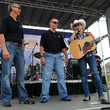 Paul Scott Justin Moore & Crown Royal Honor Heroes At Daytona 500