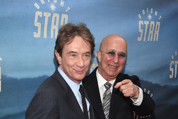 Paul Shaffer 'Bright Star' Opening Night on Broadway - Arrivals & Curtain Call