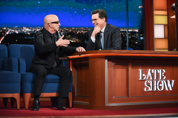 """CBS's """"The Late Show with Stephen Colbert"""" - Season Two"""