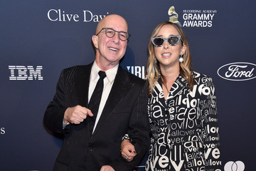 """Paul Shaffer Victoria Lily Shaffer Pre-GRAMMY Gala and GRAMMY Salute to Industry Icons Honoring Sean """"Diddy"""" Combs - Arrivals"""