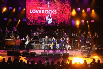 Paul Shaffer Third Annual Love Rocks NYC Benefit Concert For God's Love We Deliver